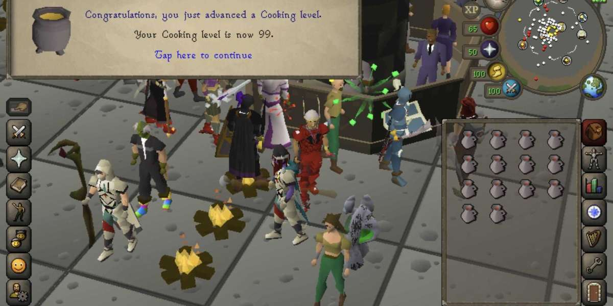 Ironman Mode for Old School Runescape