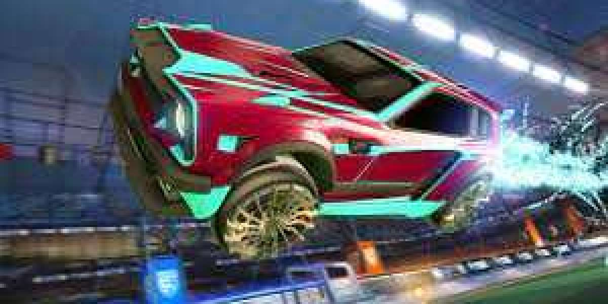 When you integrate this with Rocket League being loose-to-play this summer time