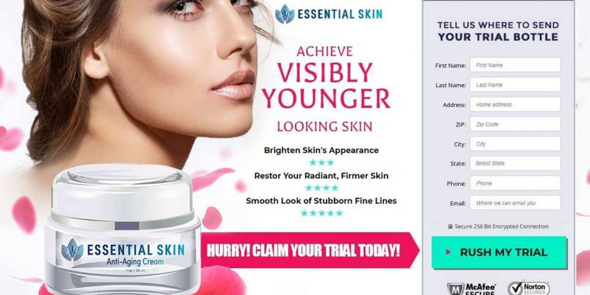 Essential Skin Cream - Quickly Make Your Skin Healthy & Beautiful!